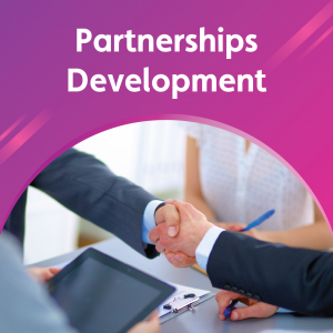 Partnership Development - Socialgiver