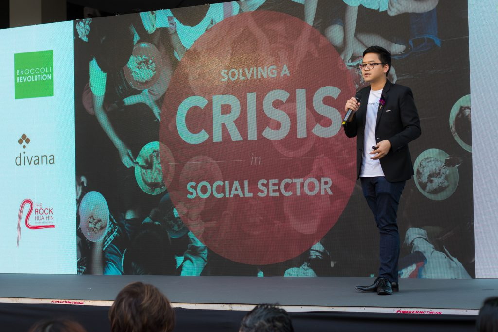 Arch Wongchindawest - CEO - Socialgiver