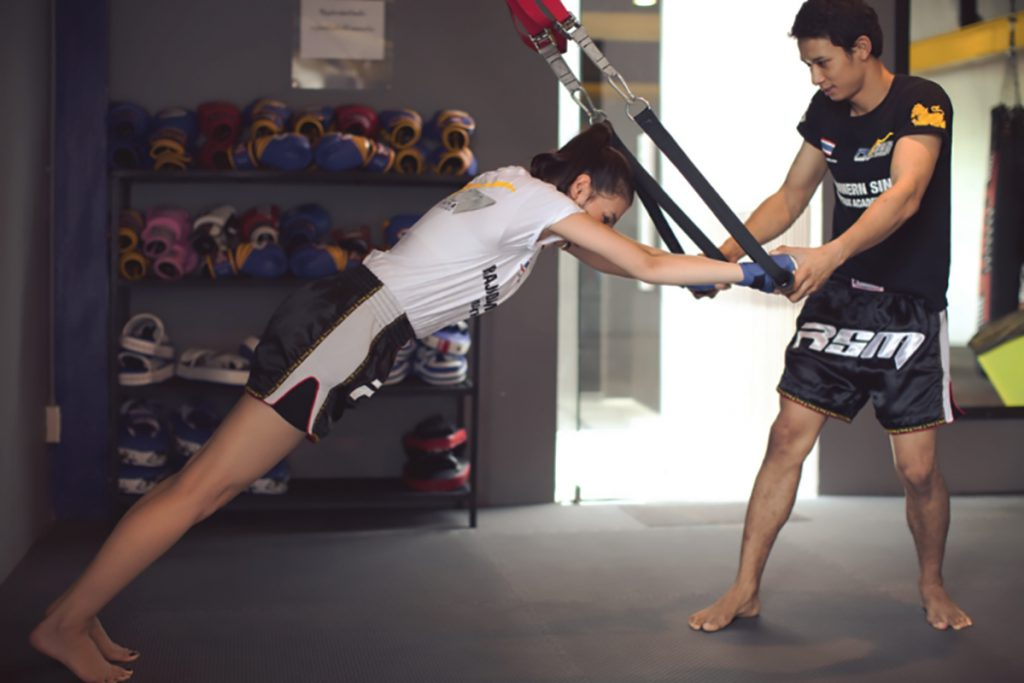 RSM Muay Thai Bangkok AcademyEDIT