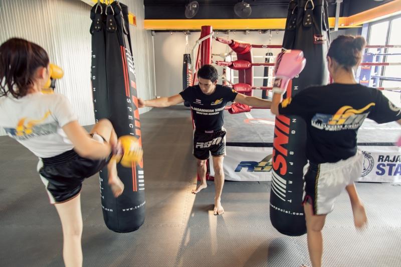 Socialgiver RSM Muay Thai Academy Bangkok