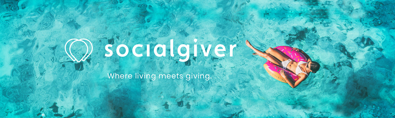 Lifestyle.socialgiver.com - Where Living meets Giving.
