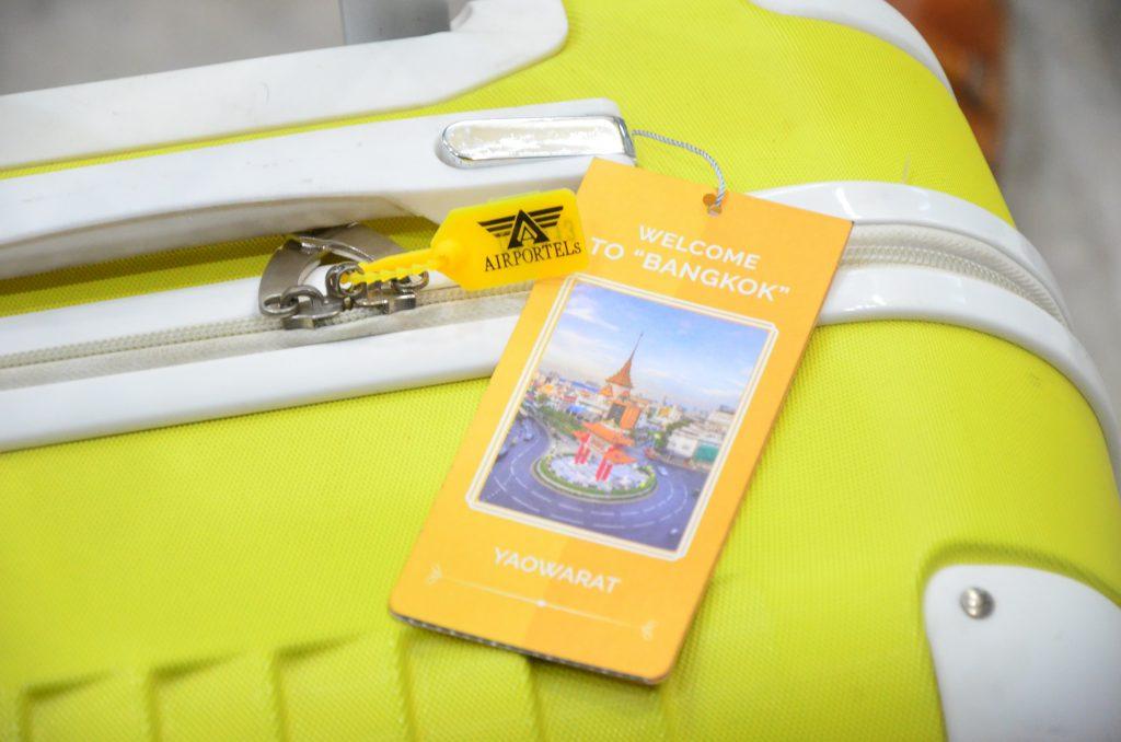 AIRPORTELs Bag Tag