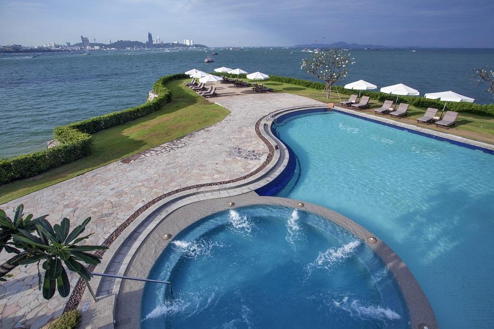 DTPA - Exterior - Lagoon Pool 1