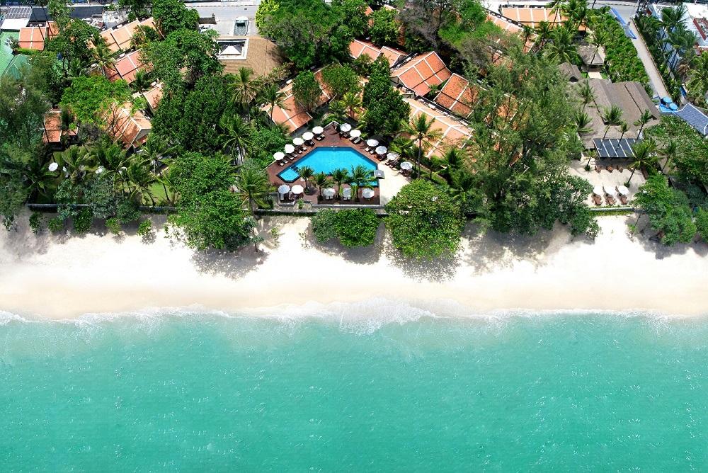 Impiana Resort Phuket - Aerial
