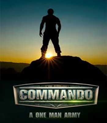 Commando - one man army (Hindi)