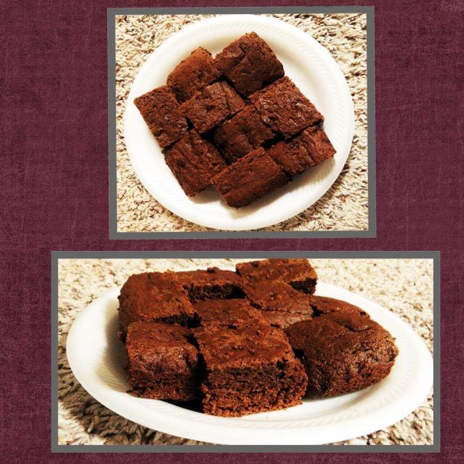 Whole Wheat eggless Chocolate Cake