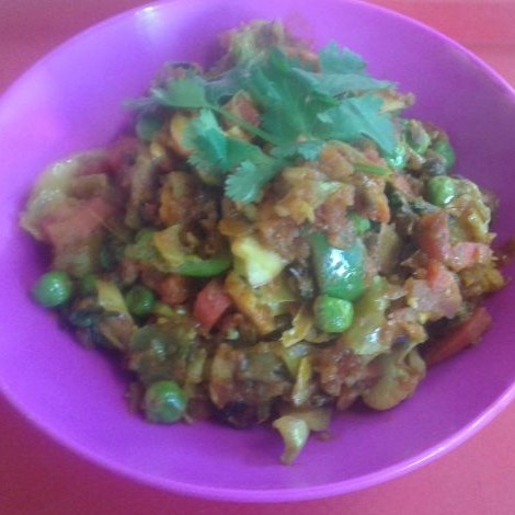 Yummy mix veg