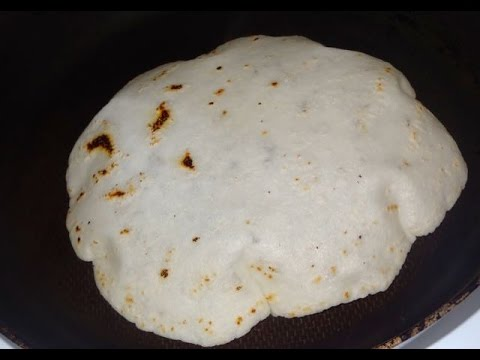 Chal er roti (Rice tortillas)