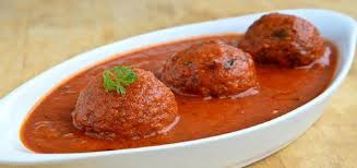 Vegetable kofta