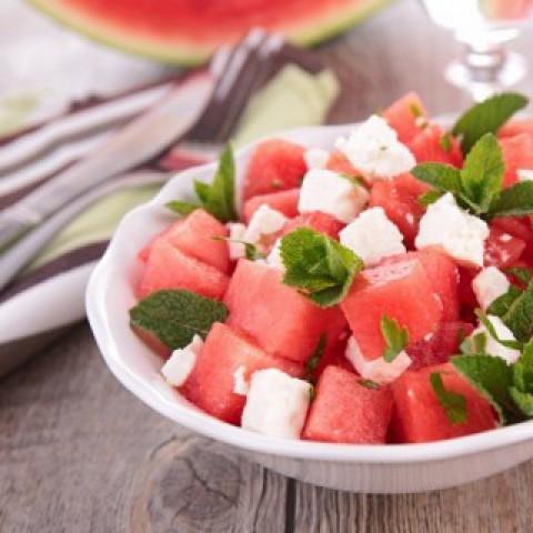 Watermelon Feta Cheese