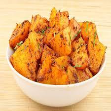 Praj's Potato Bhaji