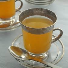 KAHWA ~ Kashmiri Green Saffron Tea!