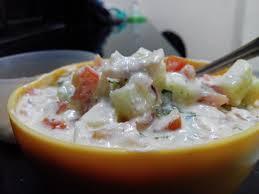 Mix Raita (vegetable)