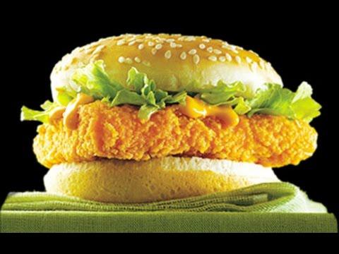 Paneer burger