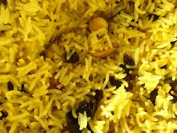 Lemon Rice with veges