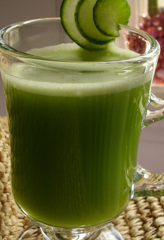 Cucumber Juice (Shoshar Shorbot)