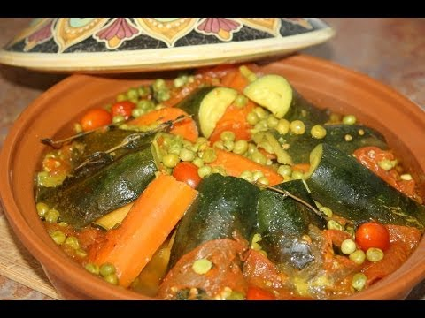 Moroccan Veg Tagine