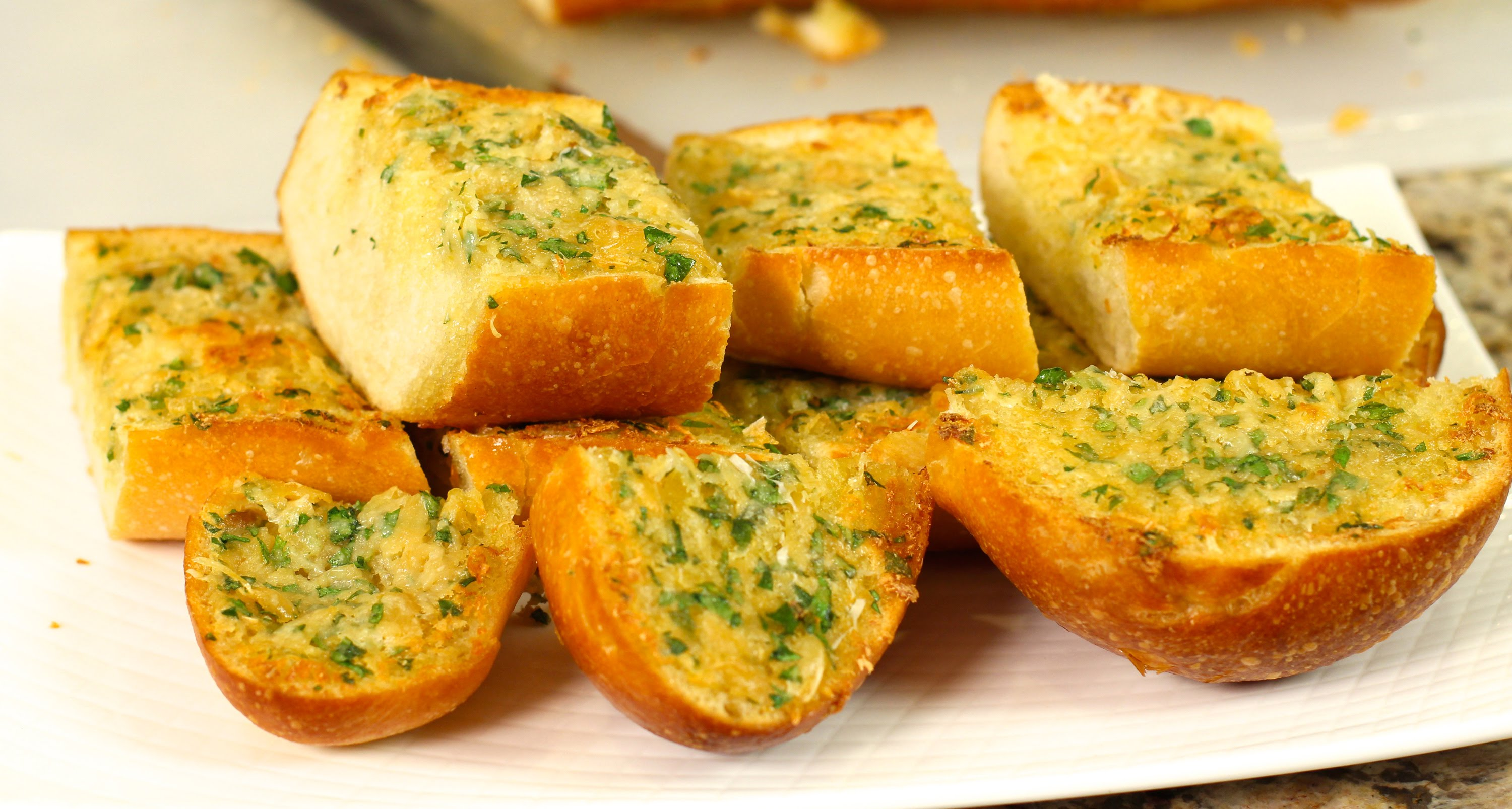 Garlic Breads