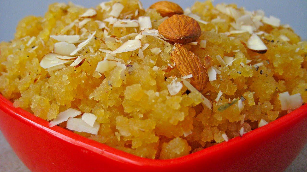 Coconut Moong Dal Halwa Truffle