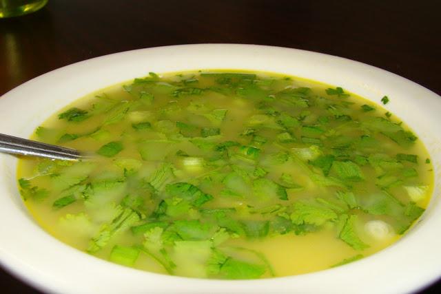 Non Veg Lemon Coriander Soup