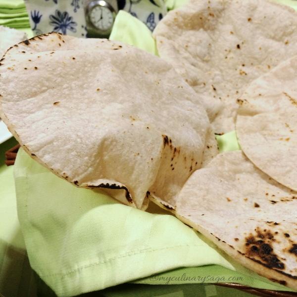 Akki Roti/ Rice Roti