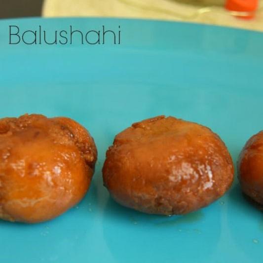 Badusha/Balushahi