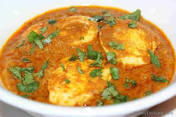 ANDA CURRY (Egg Curry)