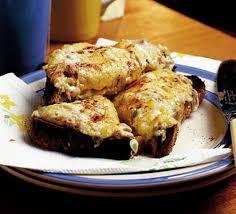 Tuna Cheddar Snack