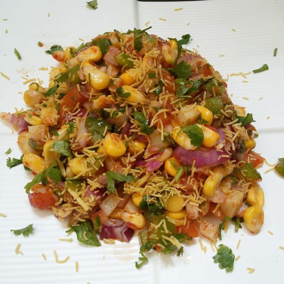 Chatpata Masala Corn