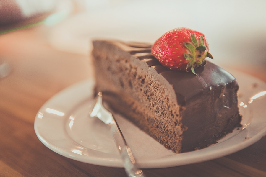 Coster Chocolate Cake