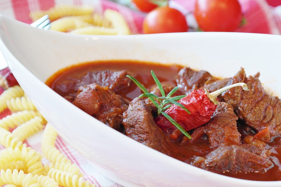 Traditional Mutton Curry