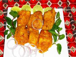 Mouth watering Amritsari Fish Fry