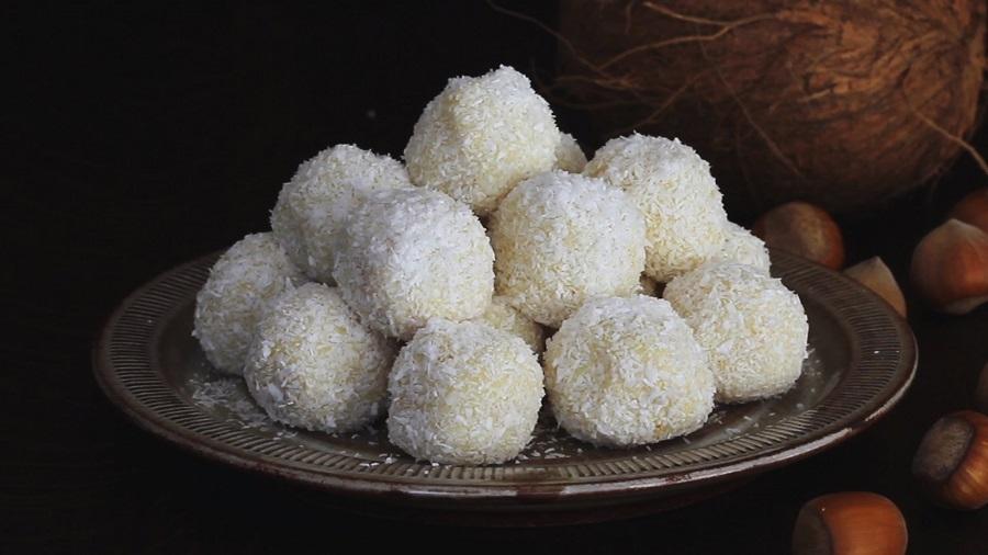 Coconut Trufle