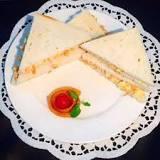 Mayonnaise Egg Sandwich