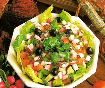 Hara Salad