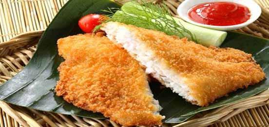 Fish Crumb Fry / Fish Fingers