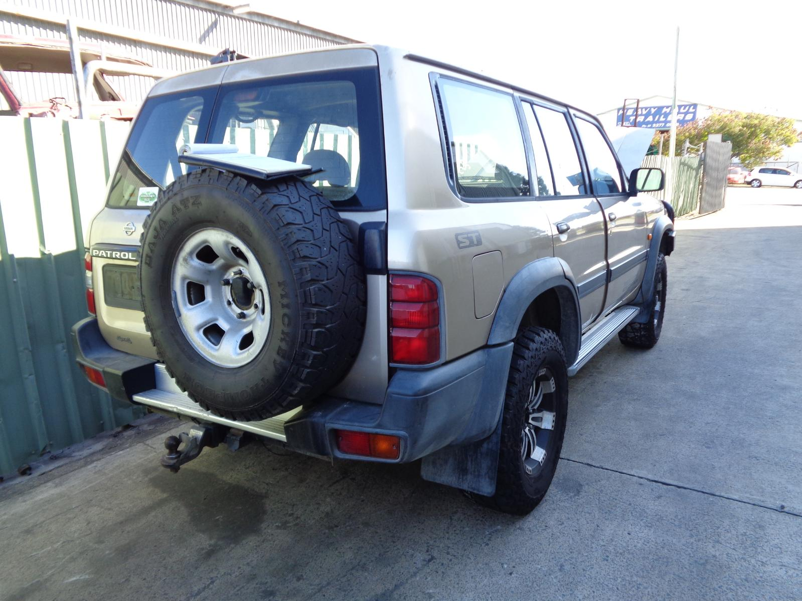 View Auto part Wheel Arch Flare Nissan Patrol 1998