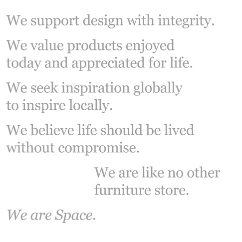 Space Statement