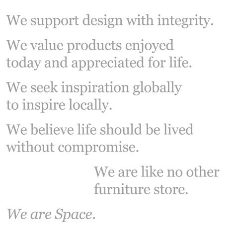 Space Statement