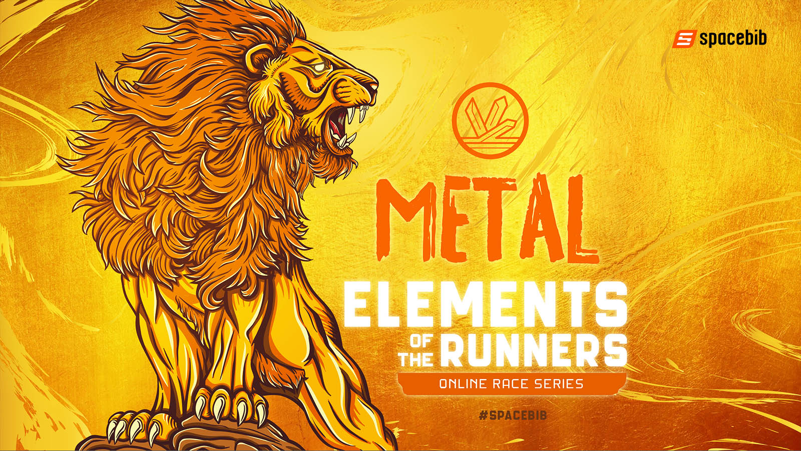 Metal - Elements of The Runners Online Race Series 2019