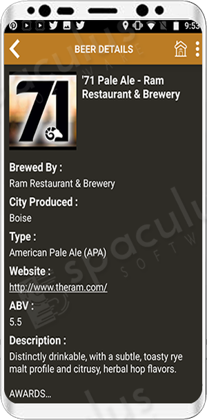 American dive bars apps portfolio-5