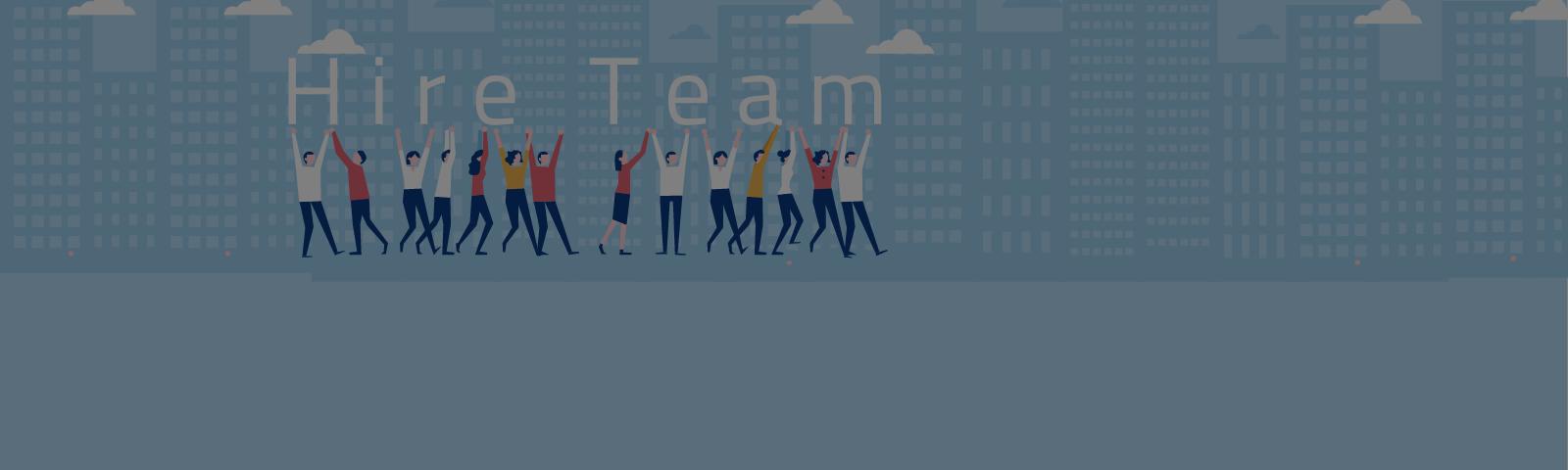 Hire dedicated team