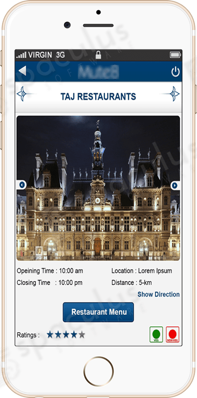 Hotel booking apps portfolio3