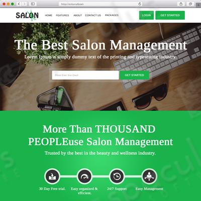 Salon portfolio1