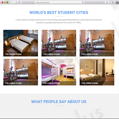 Student room booking portfolio2