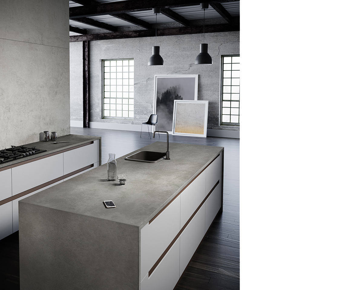 squarerooms-silestone-kitchen-concrete-grey-monochromatic