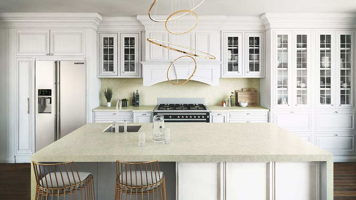 squarerooms-Silken-Pearl-countertops-kitchen-cream-white-island-scandinavian