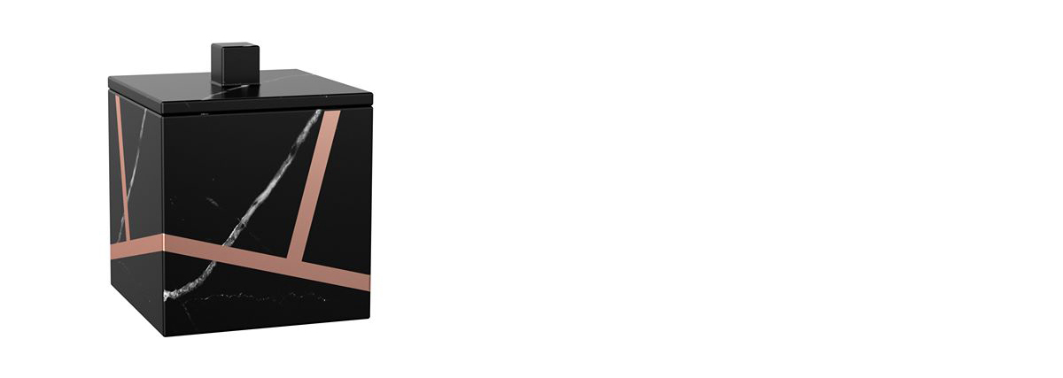 squarerooms-hooga-home-decor-black-pink-cotton-bud-container