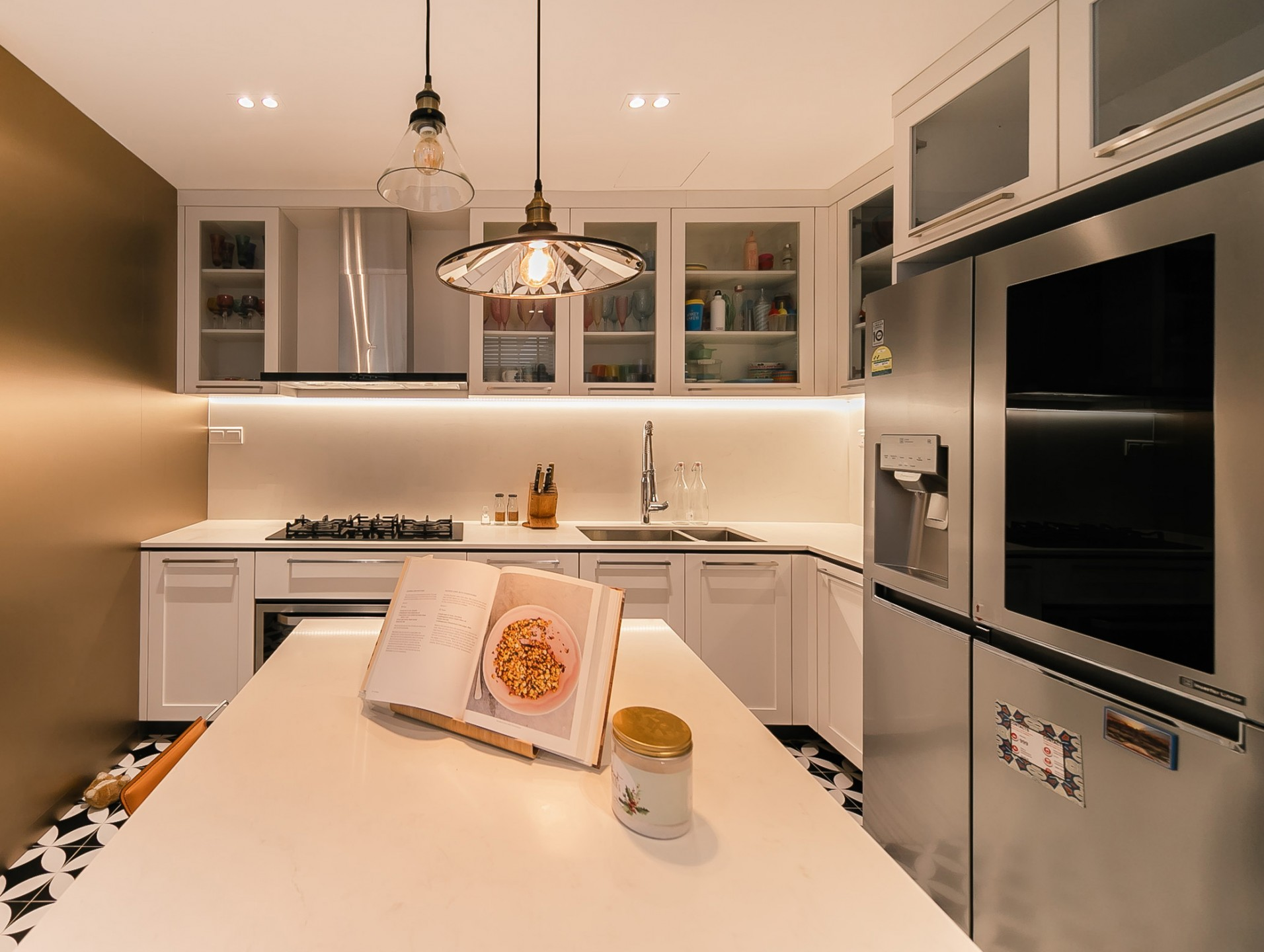 squarerooms-caesarstone-kitchen-contemporary-steel-stylish