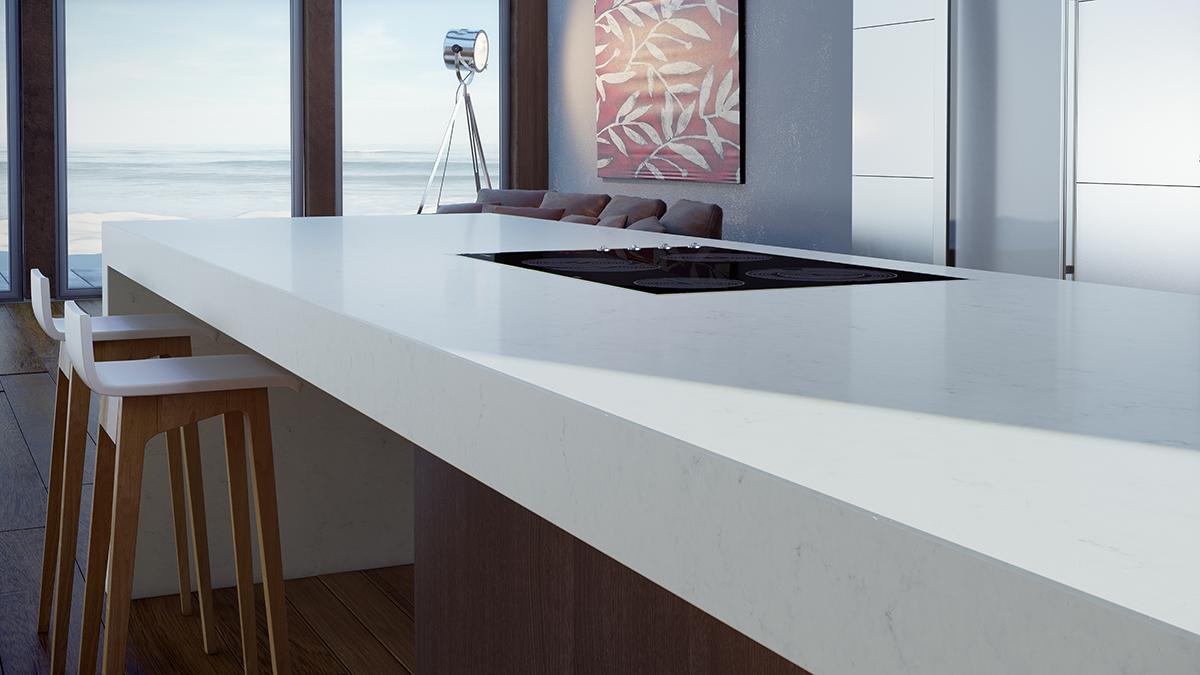 squarerooms-caesarstone-counter-angle-view-white-sink-lamp-window